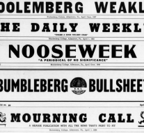 This Week in The Muhlenberg Weekly History: The Weekly's April Fools' Editions – No Joking Matter