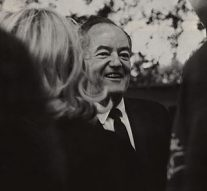 Vice President Hubert H. Humphrey Speaks at 'Berg